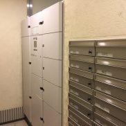 集合郵便・宅配ボックス(玄関)