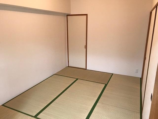 和室(居間)